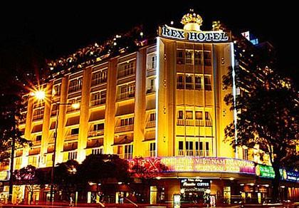 Khách sạn Rex xây nhà hát đầu tiên trong khách sạn