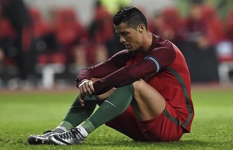 Nếu Bồ Đào Nha bị loại, lỗi tại Ronaldo