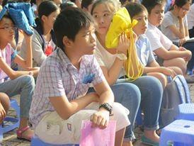 Hơn 4.000 học sinh vào cuộc đua lớp 6 Trường Trần Đại Nghĩa