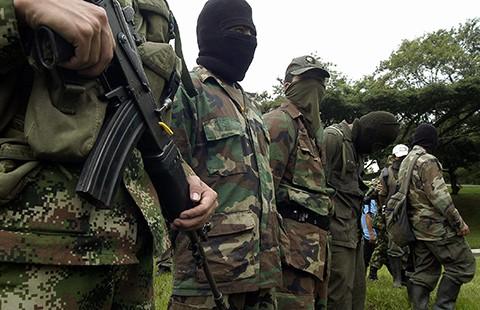 Hôm nay Colombia ký kết hiệp định ngừng bắn chung cuộc