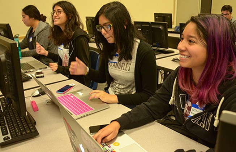24% sinh viên California đói thường xuyên!