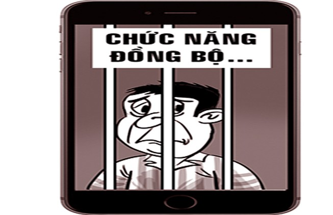 Giật điện thoại rồi gửi ảnh cho nạn nhân!