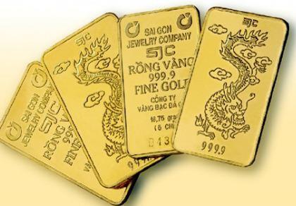 Đà giảm của giá vàng chưa dừng lại