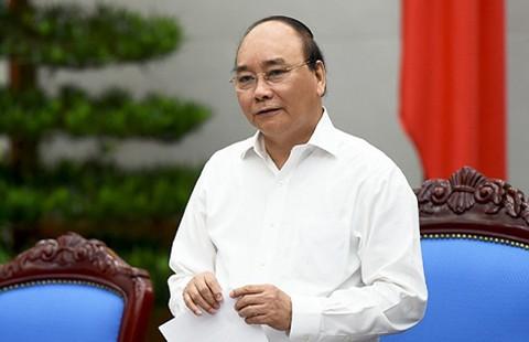 Thủ tướng: 'Không ào ào chép thông tư thành nghị định'