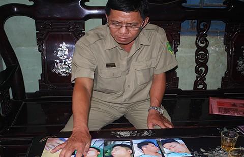 Trưởng công an xã bị tố đánh dân rách màng nhĩ