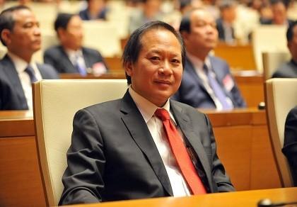 Ông Trương Minh Tuấn kiêm giữ chức Phó Trưởng ban Tuyên giáo Trung ương