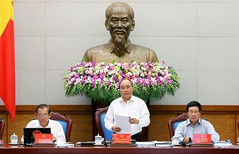 Thủ tướng: Phải xử tới cùng vụ 8B Lê Trực để giữ kỷ cương
