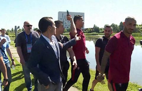 'Mối thù' của Ronaldo