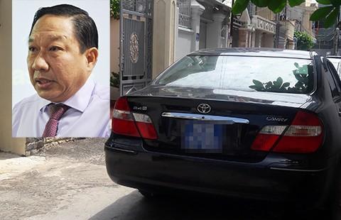 Khởi tố nguyên chủ tịch TP Vũng Tàu