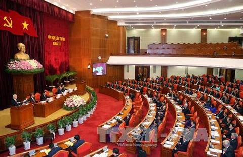 Trung ương thảo luận quy định về kiểm tra, kỷ luật của Đảng