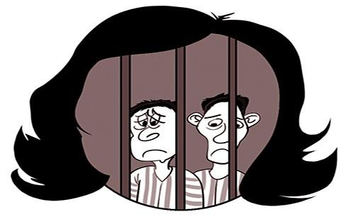Ở tù vì bị tiếp viên karaoke chê