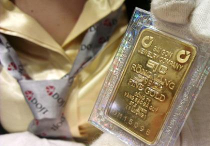 Giá vàng biến động tăng, nhà đầu tư nên đứng ngoài cuộc