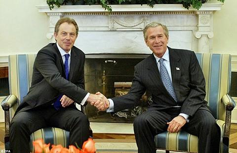 Ai chịu trách nhiệm khi Anh đưa quân sang Iraq?
