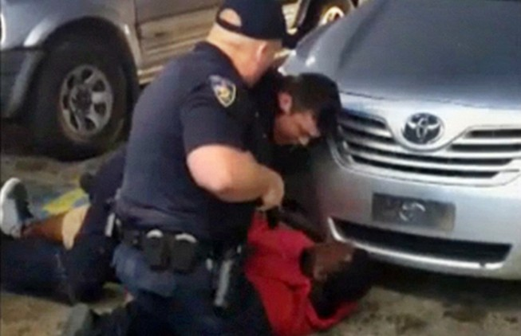 Lại biểu tình vì cảnh sát Mỹ bắn chết người da đen