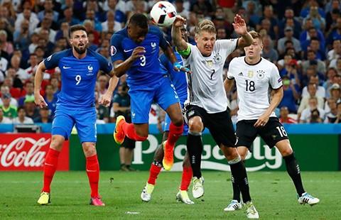 Ai hại đội Đức?