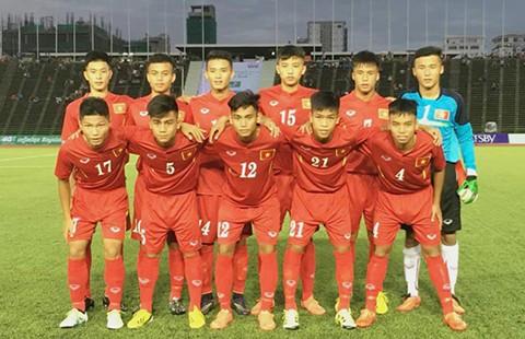 'Xuất phát điểm, bóng đá Việt Nam không thua ai!'