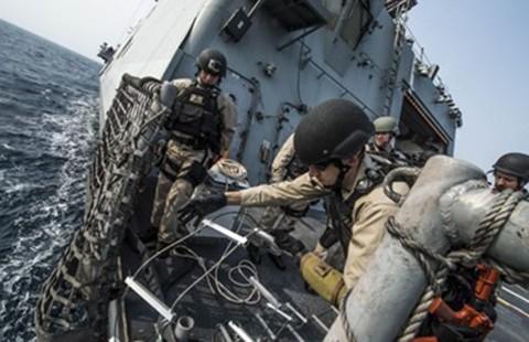 Mỹ động thủ nếu có đối đầu ở biển Đông