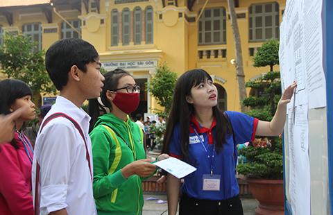 Hơn 60 trường đại học công bố điểm thi 2016