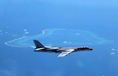 Cán cân lực lượng mới ở biển Đông
