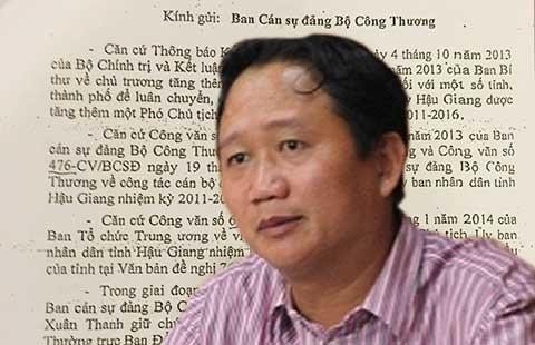Hậu Giang chủ động xin ông Thanh!