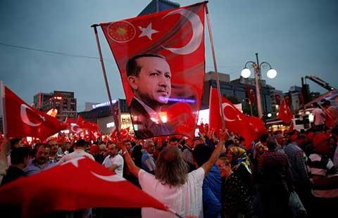 Áo và Đức tiếp tục phản ứng với Thổ Nhĩ Kỳ