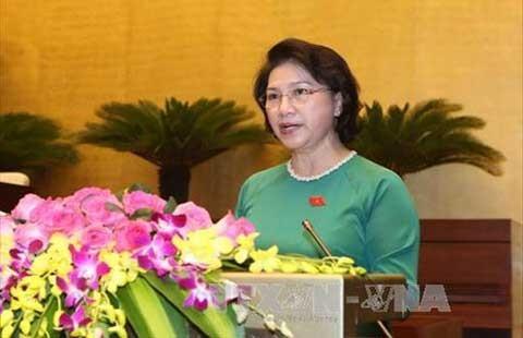 Quốc hội bầu nhân sự chủ chốt khóa XIV