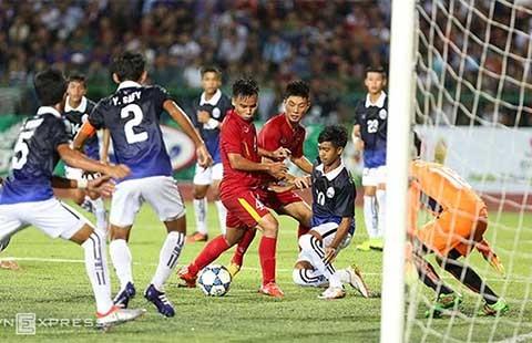 Tái đấu U-16 Úc tranh cúp vàng