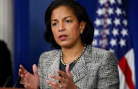 Cố vấn Mỹ Susan Rice đi Bắc Kinh ép Trung Quốc kiềm chế