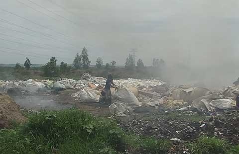 Lập chuyên án điều tra bãi rác độc hại ở Đồng Nai