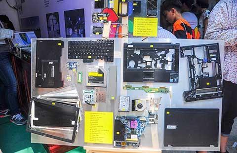 Giải pháp nào cho rác công nghệ