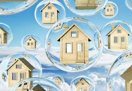 Tiềm ẩn bong bóng bất động sản