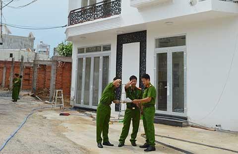 Sẽ đập 15 nhà không phép ở Vũng Tàu?