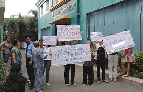 TP.HCM tạm ngưng giải quyết các dự án phát triển đô thị của Công ty 584