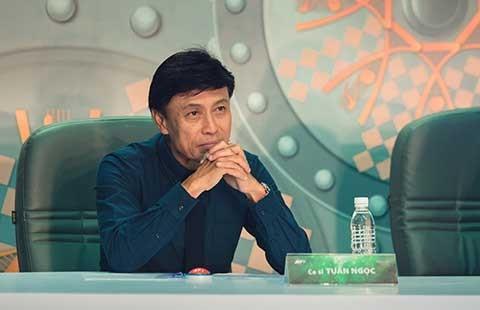 Ca sĩ Tuấn Ngọc làm giám khảo Tiếng hát mãi xanh 2016