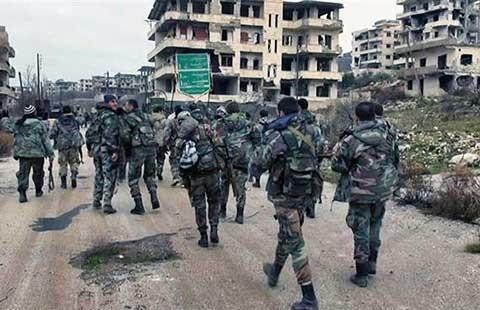 Tổng thống Syria ân xá cho quân nổi dậy đầu hàng