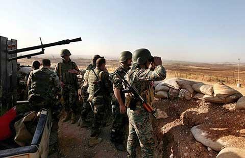 Iraq chuẩn bị 80.000 quân tái chiếm Mosul