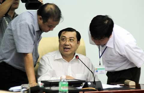 Đà Nẵng: Dân tố  cán bộ, chủ tịch TP yêu cầu xử lý ngay