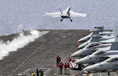 Mỹ muốn ném bom IS phải ký văn bản thỏa thuận với Libya