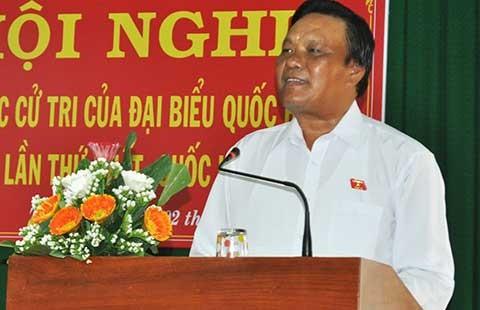 Làm rõ việc bổ nhiệm người thân phó bí thư Tỉnh ủy Bình Định
