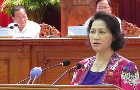 Chủ tịch QH nói về vụ ông Trịnh Xuân Thanh