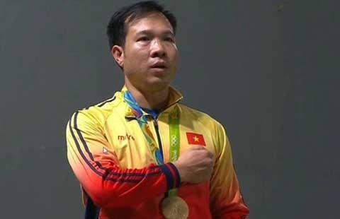 Olympic Rio 2016: Hoàng Xuân Vinh đi vào lịch sử TTVN