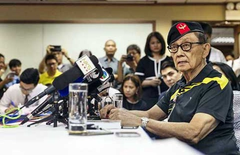 Đến Hong Kong, sứ mệnh của ông Ramos là gì?