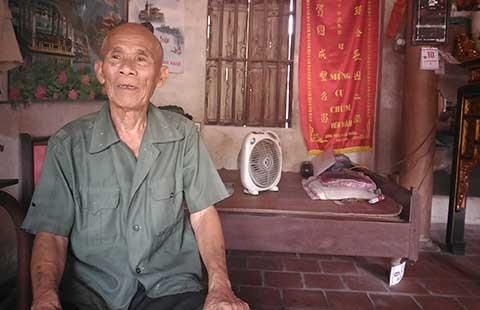 43 năm kêu oan của tử tù Trần Văn Thêm