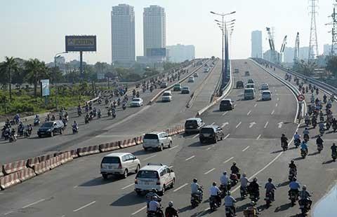 Kết nối giao thông vùng kinh tế trọng điểm phía Nam chưa chặt chẽ
