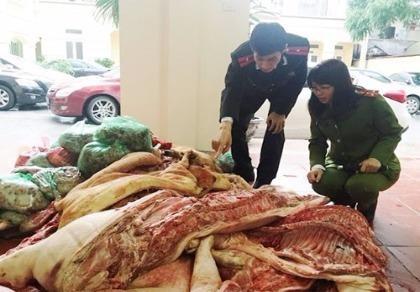 Hà Nội: Hơn 11.500 cơ sở vi phạm ATVSTP