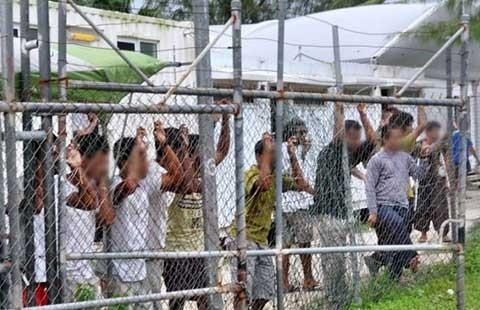 800 người tị nạn trên đảo Manus chưa biết về đâu