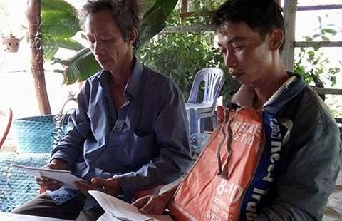 Vụ '2 nông dân bị truy tố…': Báo cáo vụ việc cho CA tỉnh Bình Thuận