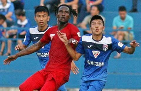 V-League 2016, Cần Thơ - Than Quảng Ninh: Cờ đến tay!
