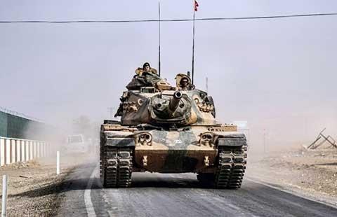 Chiến dịch của Thổ Nhĩ Kỳ mở ra bước ngoặt mới ở Syria