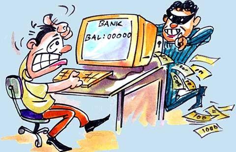 Lỗi tại… tài khoản ngân hàng